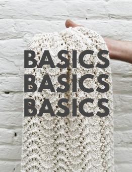 Basics, Basics, Basics